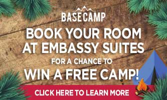 Book Your Room at Embassy Suites for a Chance to Win a Free Camp