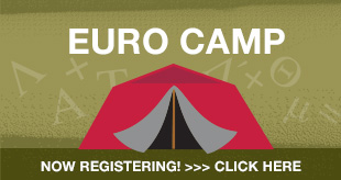 European Stats Camp Registering Now