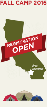 Fall Camp Brea California