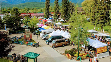 farmer's market - Stats Camp Montana
