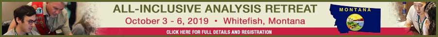 Montana Statistics Analysis Retreat
